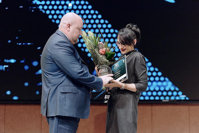 Татьяна Ершова, Эффективное производство»/OEE Award
