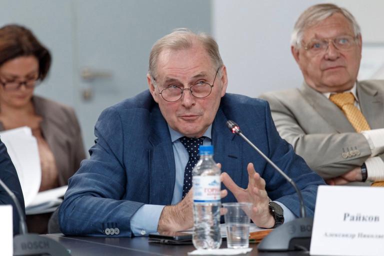 Райков Александр МГУ