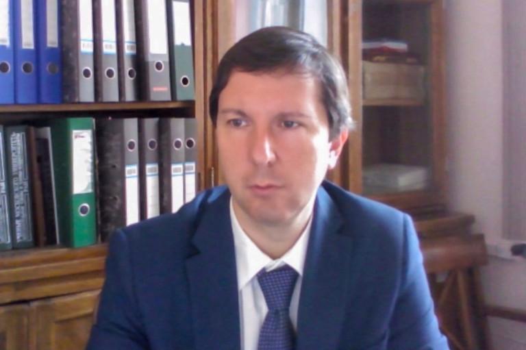 Олег Карасев. Центр компетенций НТИ по большим данным на базе МГУ