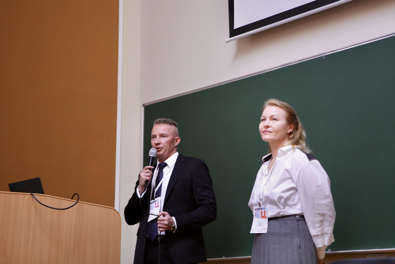 Светлана Зива, Михаил Тихомиров