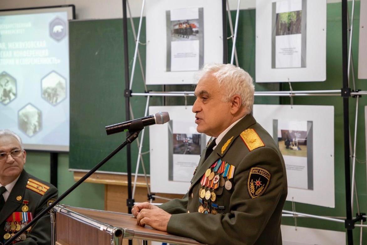 Михаил Шахраманьян. НЦЦЭ МГУ